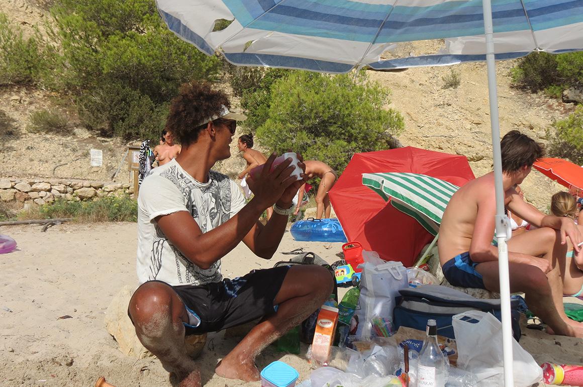 Cala Salada & Cala Saladeta | Ibiza Gevoel